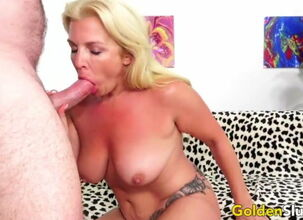 Mature blowjob compilation