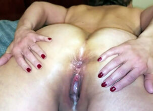 Mature amature creampie